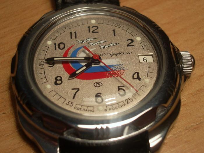 Часы Командирские - легенда СССР (16